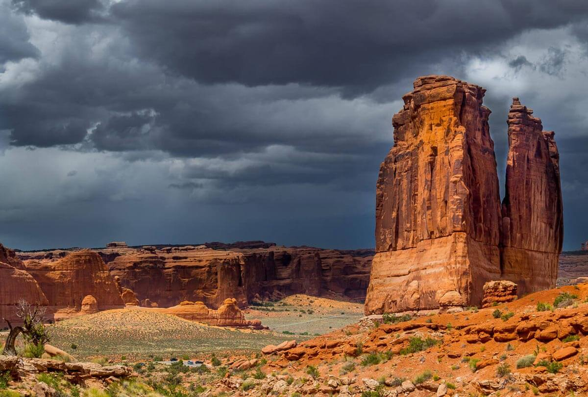 Wild wild west – fear and loathing in Utah & Colorado
