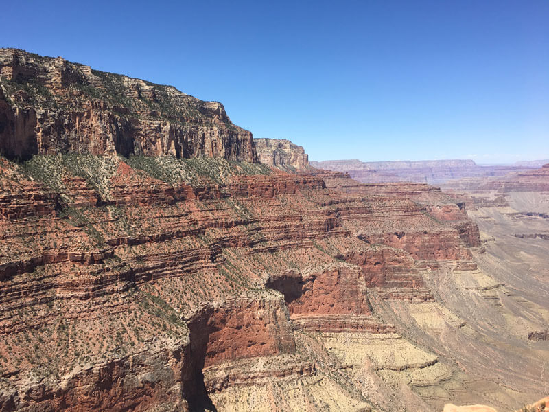 Südwesten-USA-Gran-Canyon